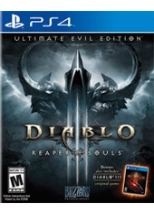 Diablo III Ultimate Evil Edition PS4