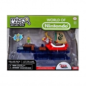 Diorama, microland, World of Nintendo, nintendo, The Legend of Zelda, Windwaker, Wind waker, TLOZ, TWW, TLOZTWW, Deluxe, Set 2