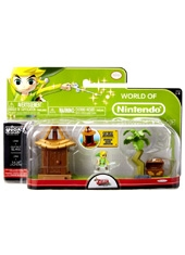 Diorama World of Nintendo The Legend of Zelda Wind Waker Island 1