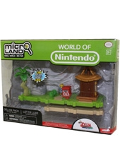 Diorama World of Nintendo The Legend of Zelda Wind Waker Deluxe Set 1