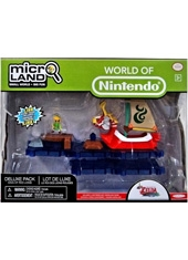 Diorama The Legend of Zelda WindWaker Deluxe Set 2