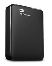 Disco Duro Elements 2TB USB 3.0 Western Digital