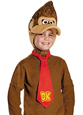 Disfraz Donkey Kong Child Kit Talla Única