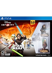 Disney Infinity 3.0 Edition Star Wars Starter Pack PS4