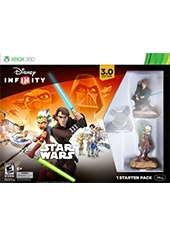 Disney Infinity 3.0 Edition Star Wars Starter Pack Xbox 360