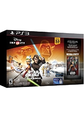 Disney Infinity 3.0 Edition Star Wars Saga Bundle PS3