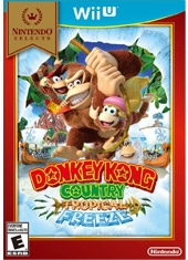 Donkey Kong Country Tropical Freeze Nintendo Selects Wii U