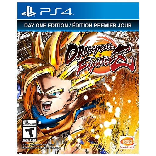 Dragon Ball FighterZ Day One Edition PS4