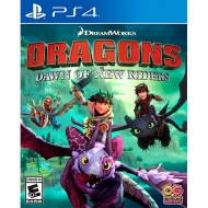 Dragons Dawn Of The New Riders PS4
