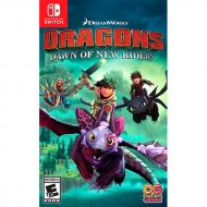 Dragons Dawn Of The New Riders Switch