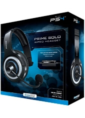 Headset Prime Solo Gaming PS4 Dreamgear