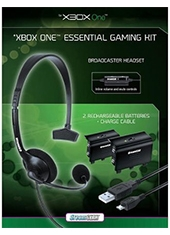 Kit Xbox One Essentials Gaming DGXB1-6620 DreamGEAR