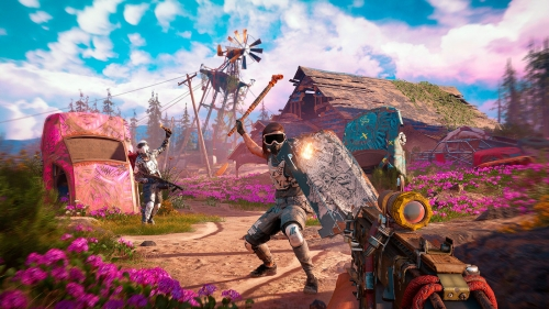 Far,Cry,New,Dawn,PS4,Microplay