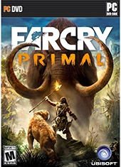 Far Cry Primal PC DVD