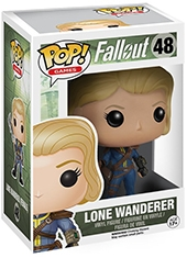 Funko POP! Fallout Female Lone Wanderer