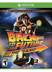 Back To The Future The Game 30th Anniversary Edition Xbox One