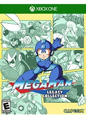 Megaman Legacy Collection Xbox One