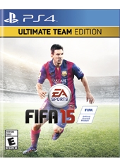 FIFA Soccer 15 Ultimate Team Edition PS4