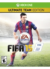 FIFA Soccer 15 Ultimate Team Edition Xbox One