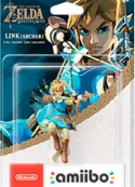 Figura Nintendo Amiibo Link Archer Legend of Zelda: Breath of the Wild