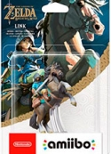 Figura Nintendo Amiibo Link Rider Legend of Zelda Breath of the Wild