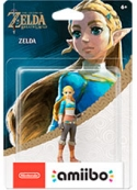 Figura Nintendo Amiibo Princess Zelda Legend of Zelda Breath of the Wild