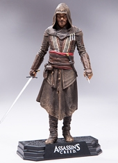 Figura Assassins Creed Movie Aguilar Serie Color Tops McFarlane