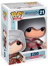 Figura POP Assassins Creed Ezio Funko