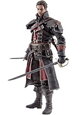 Figura Assassins Creed Serie 4 Shay Cormac