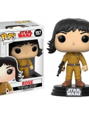 Figura, POP, Star, Wars, The Last Jedi, Rose, Figura Star Wars, Figura POP