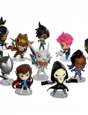 Figura Cute But Deadly Overwatch Series 3 Blizzard