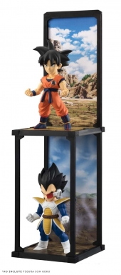 Figura Dragon Ball Z Tamashii Buddies Vegeta Bandai