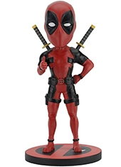 Figura Deadpool Classic Head Knockers