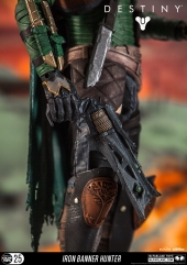 "Figura Destiny Iron Banner Hunter 7"" McFarlane"
