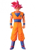 Figura Dragon Ball 6'' DXF Super Saiyan God Son Goku Chozousyu Banpresto