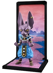 Figura Dragon Ball Super Tamashii Buddies Beerus Bandai