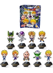 Figura Dragon Ball Z Buildable Serie 1 Blind Box