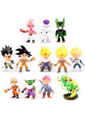 Figura Dragon Ball Z Mini Series 01
