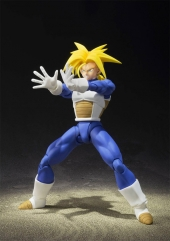 Figura Dragon Ball Z Super Saiyan Trunks Bandai Figuarts
