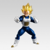 Figura, figure, Dragon Ball Z, DB, DBZ, Vegeta, super saiyajin, saiyajin, Bandai