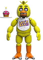 "Figura Five Nights At Freddys 5"" Chica Funko"