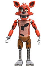 "Figura Five Nights At Freddys 5"" Foxy Funko"