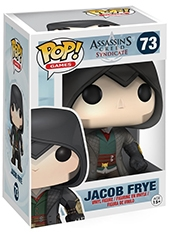 Figura POP! Assassins Creed Syndicate Jacob Frye