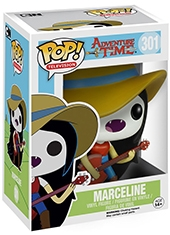 Figura POP! Adventure Time Marceline Con Guitarra