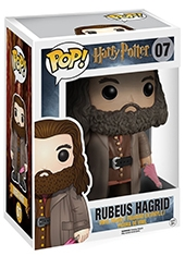 Figura POP! Harry Potter Rubeus Hagrid