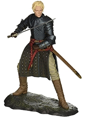 Figura Game Of Thrones Brienne Of Tarth Dark Horse Deluxe