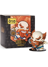 Figura League Of Legends Gragas