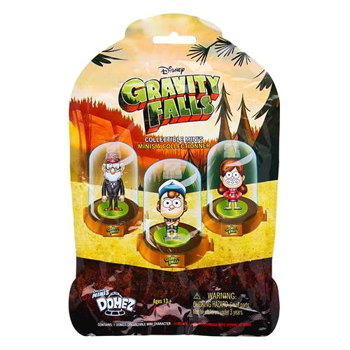 Figura Gravity Falls Blind Bag