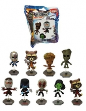 Figura, Guardians Of The Galaxy, GOTG, Blind Bag, Blind, Bag, Starlord, Star Lord, Gamora, Drax, Rocket, Rocket Raccoon, Groot, Ronan, Marvel, Miniatura, Miniature, Miniatures, Figure, Figuras,
