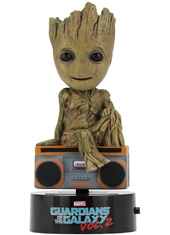 Figura Guardians of the Galaxy vol 2 Body Knocker Groot